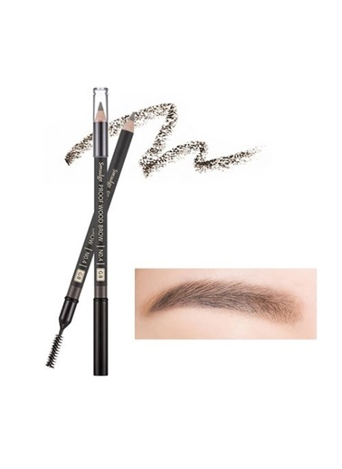 Missha Smudge Proof Wood Brow (Gray Brown) Kahve